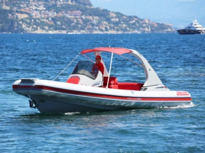 LARGE RIB BOAT MAINSTREAM 800 TO SELL