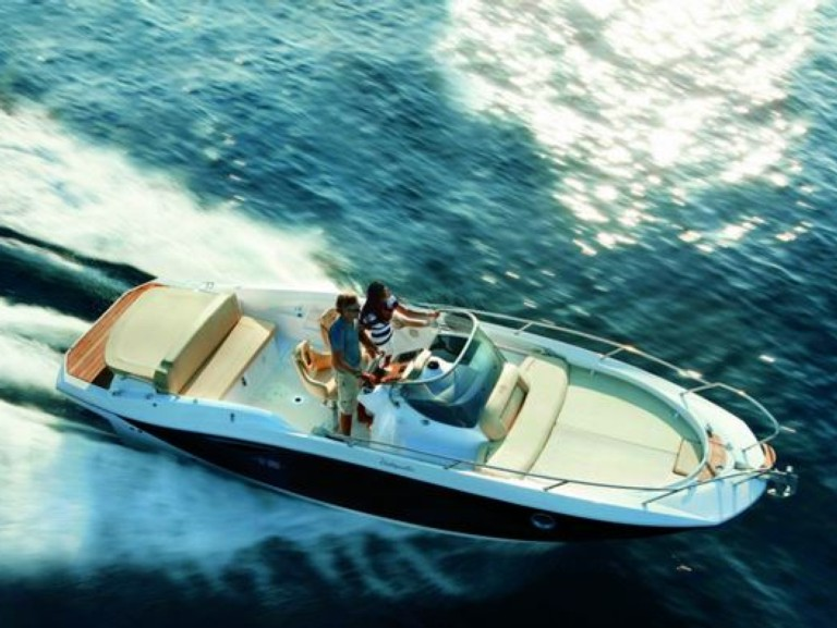 Motor Boat Rental SESSA MARINE KEY LARGO 24