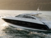 Yacht Charter Princess V42 in St Tropez