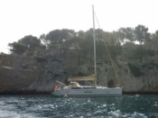 SAILING VESSEL FOR SALE - DUFOUR 405 GL