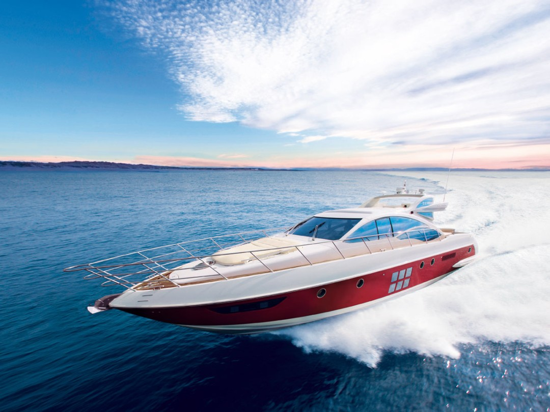 Rent a yacht Azimut 62S OPEN Naples in Sorrento- Italy