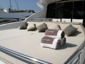Yacht charter Canados Funky Town