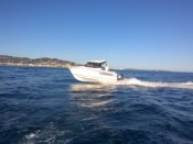 LA CIOTAT MOTOR BOAT RENTAL MERRY FISHER 605