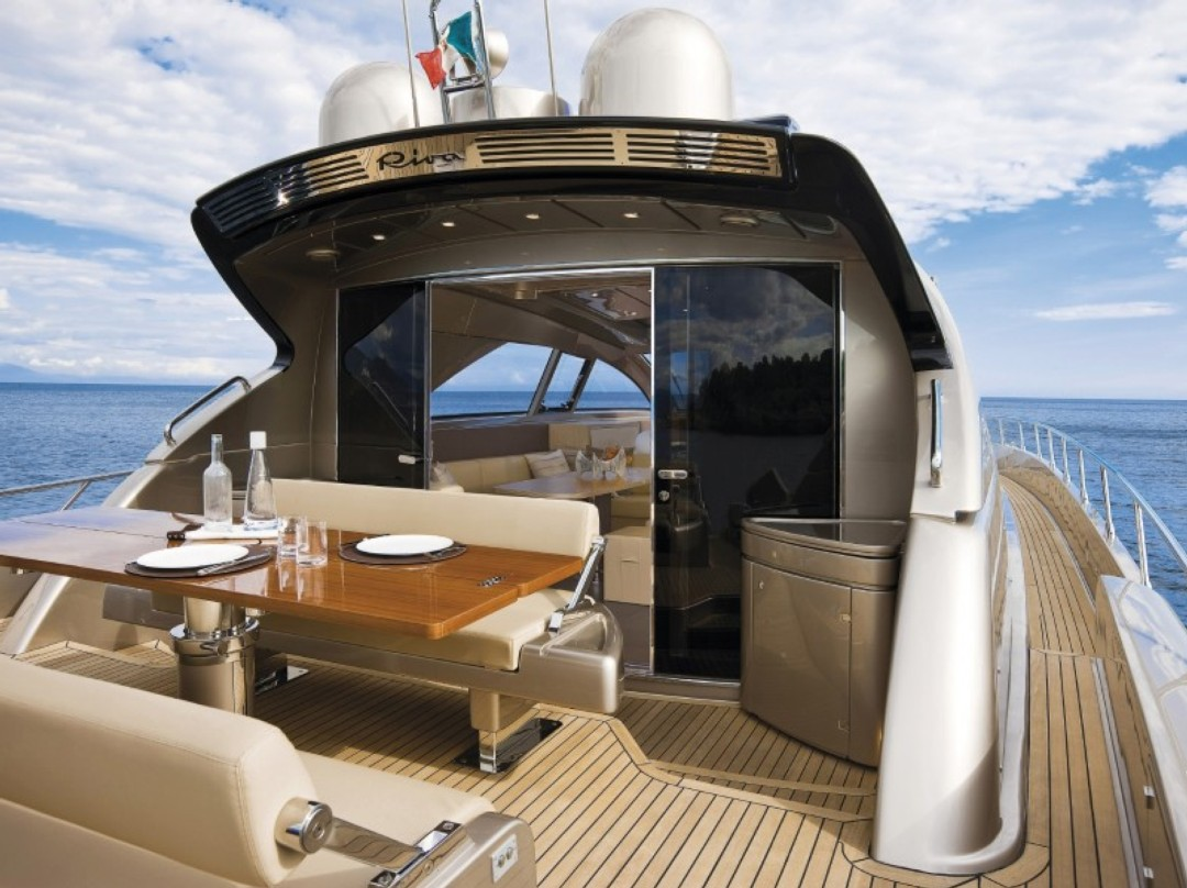 ANTIBES YACHT CHARTER RIVA 68' EGO SUPER