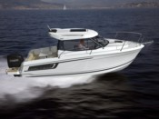 ANTIBES MOTOR BOAT RENTAL MERRY FISHER 695
