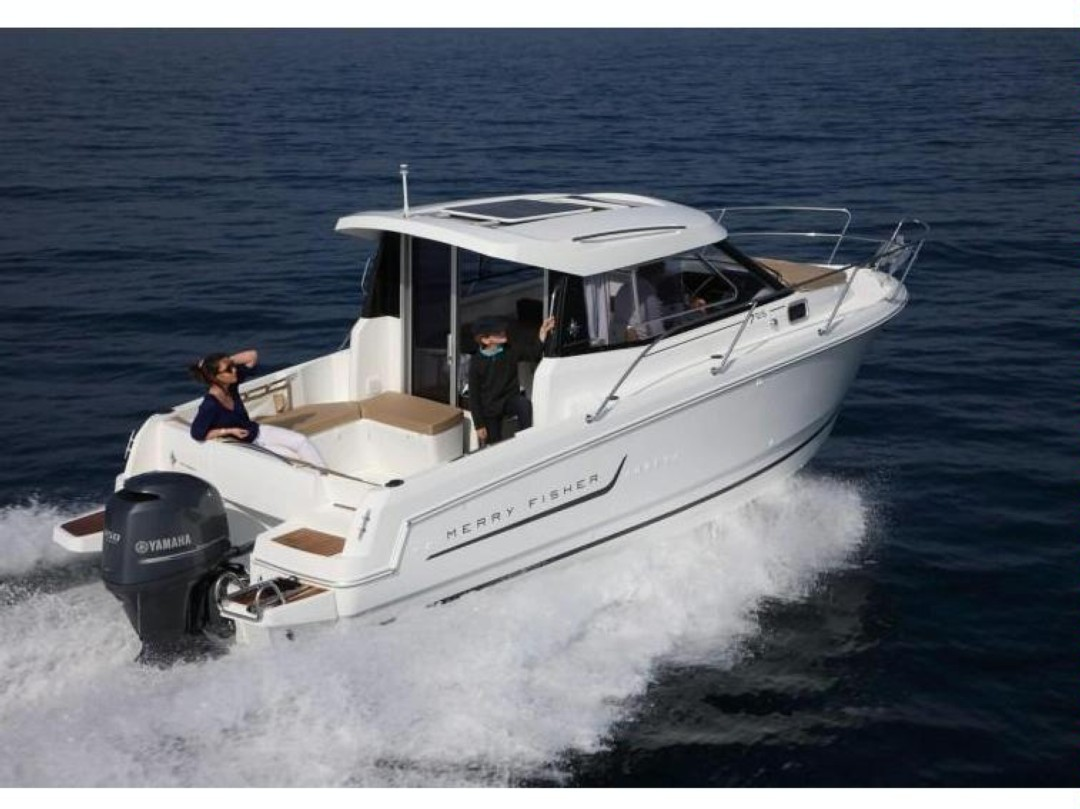 MONACO MOTOR BOAT RENTAL MERRY FISHER 755