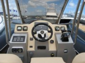Sea water 320 motor boat rental saint tropez