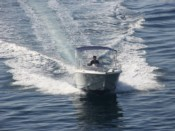CROATIA QUICKSILVER COMMANDER 600 BOAT RENTAL
