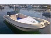Boat rental without licence Villefranche-sur-Mer Fenice 500