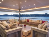 mega yacht Light Holic 60 m yacht charter cannes