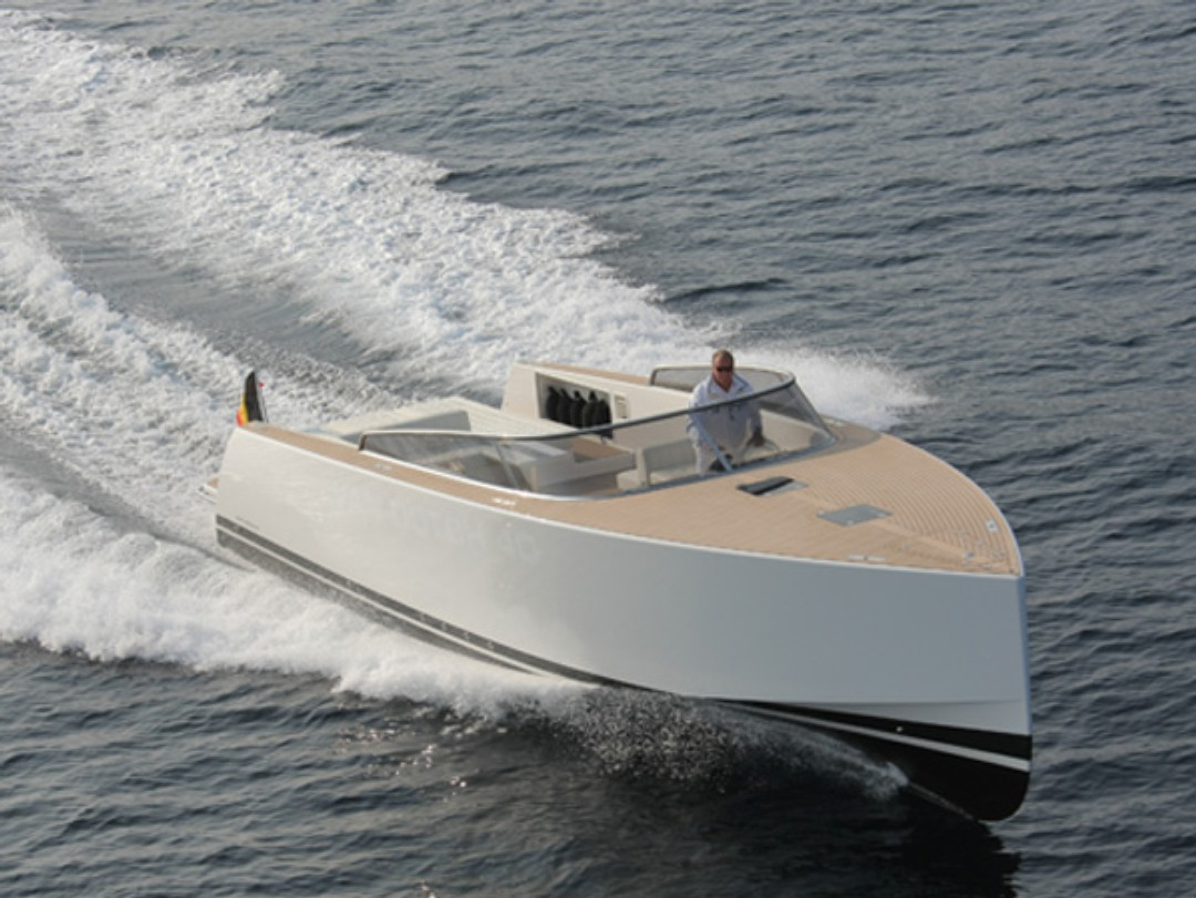Vandutch 40 yacht to rent Cannes