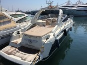 CRANCHI 41 YACHT CHARTER MONACO CANNES ANTIBES BEST DEAL