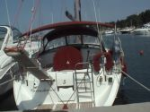 Sailboat charter 411 Clipper