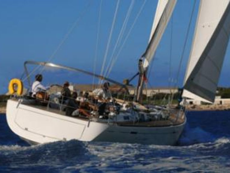 Sailboat charter Feel Dufour 525