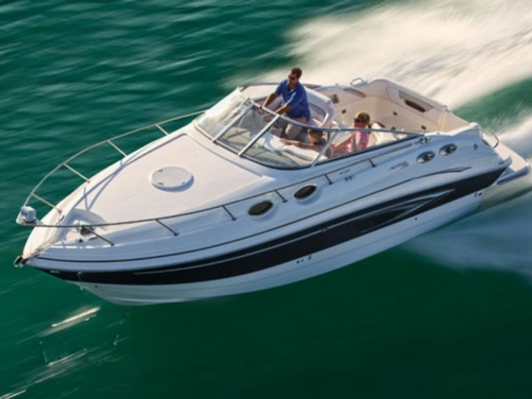 Boat rental Glastron GS 289