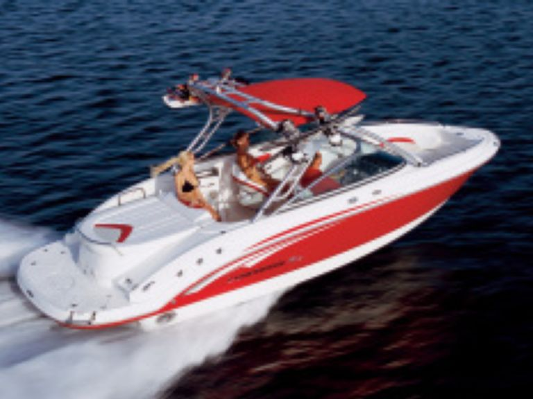 Boat rental Chaparral SSX 236