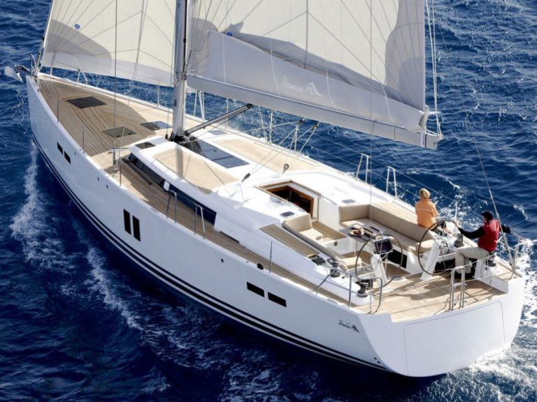 Sailboat Charter Hanse 540 Motor Boat Rentals Sailing