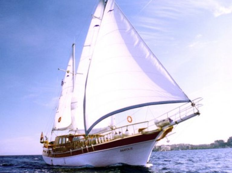 Sailboat Charter Anatolie