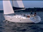 Sailboat charter Oceanis 423