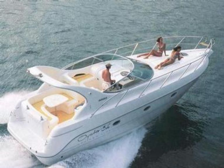Boat Rental Sessa Oyster 34