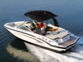 Motorboat Rental Chaparral SSI 216