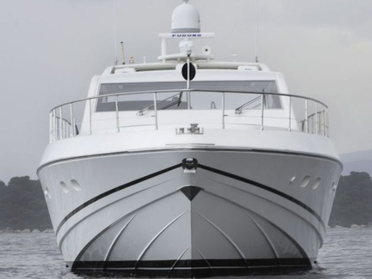 Yacht charter Cristal 1