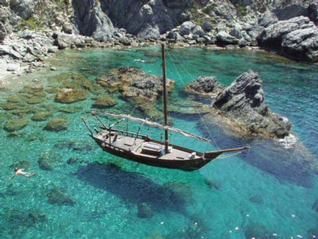 bateau porquerolles