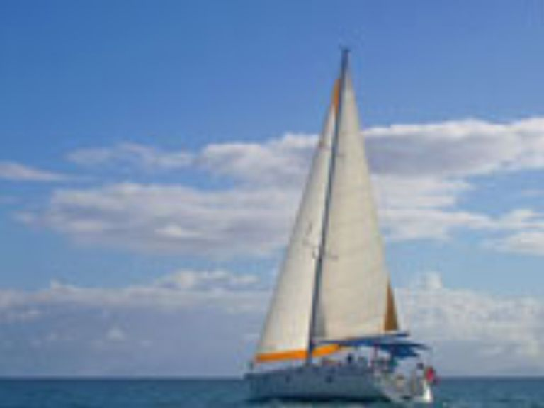 Sailboat Charter Beneteau  400