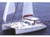 Catamaran charter Privilege 495