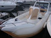 Motorboat rental Pacific Craft 695