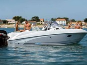 Motor boat rental Flyer 750