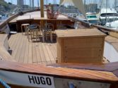 Sailing Boat Rental BARQUE HUGO