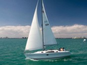 Sailboat Charter Catalina 320