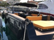 Monaco Vandutch 40 boat to rent monaco