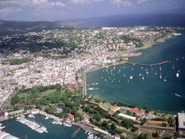 Rent A Boat Fort De France Martinique Yacht Charter Fort De