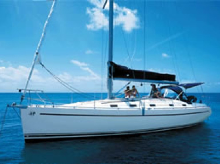 Sailboat charter Harmony 42