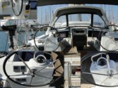 Sailboat charter Oceanis 48